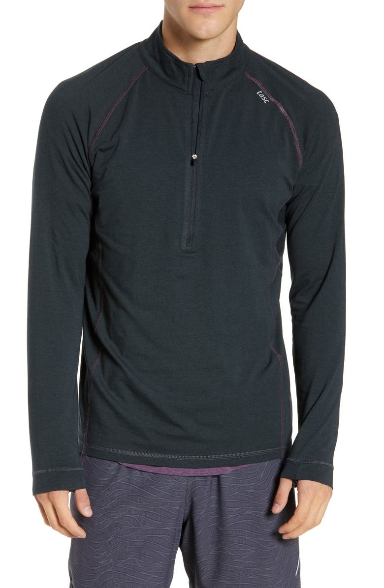 Tasc Performance Charge II Half Zip Pullover