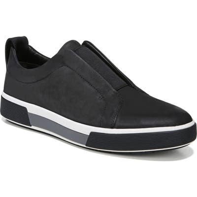Vince Ranger Laceless Sneaker, Black