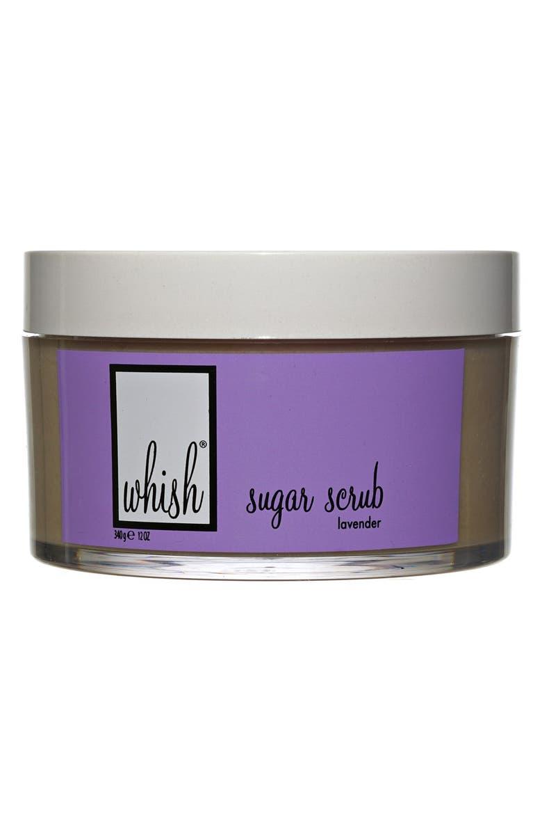 WHISH<SUP>™</SUP> Lavender Sugar Scrub, Main, color, 000