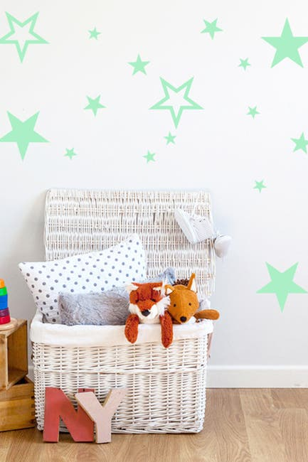 Image of WalPlus Stars Glowing Sticker Wall Stickers