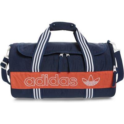 Adidas Originals Spirit Roll Duffle Bag - Blue