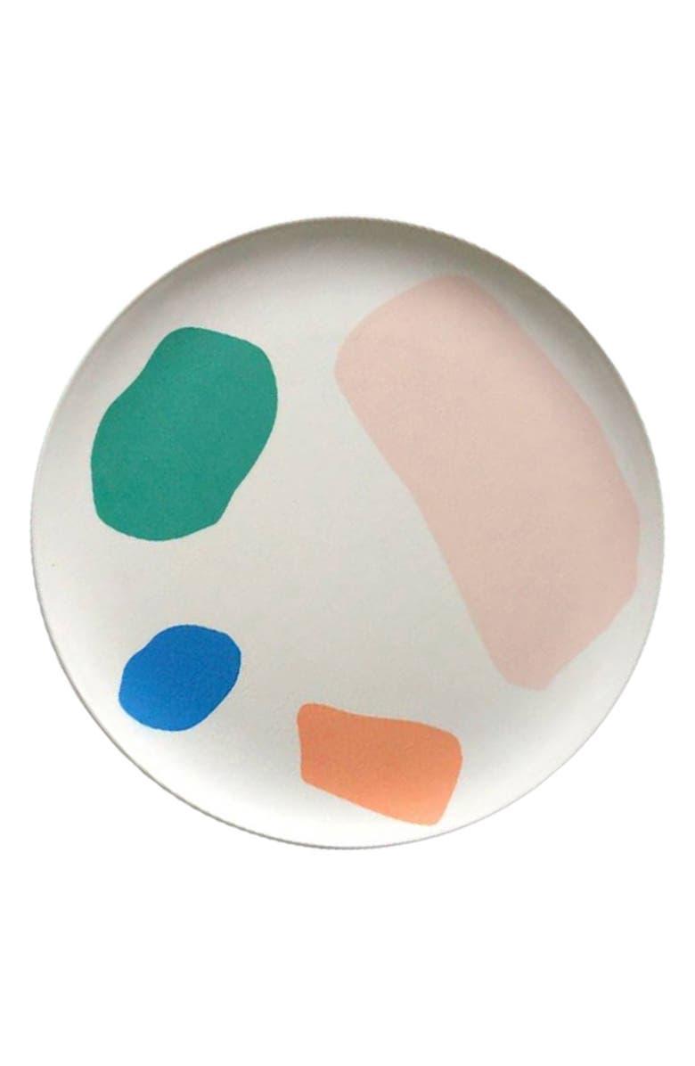 XENIA TALER Studio Set of 4 Side Plates, Main, color, MULTI