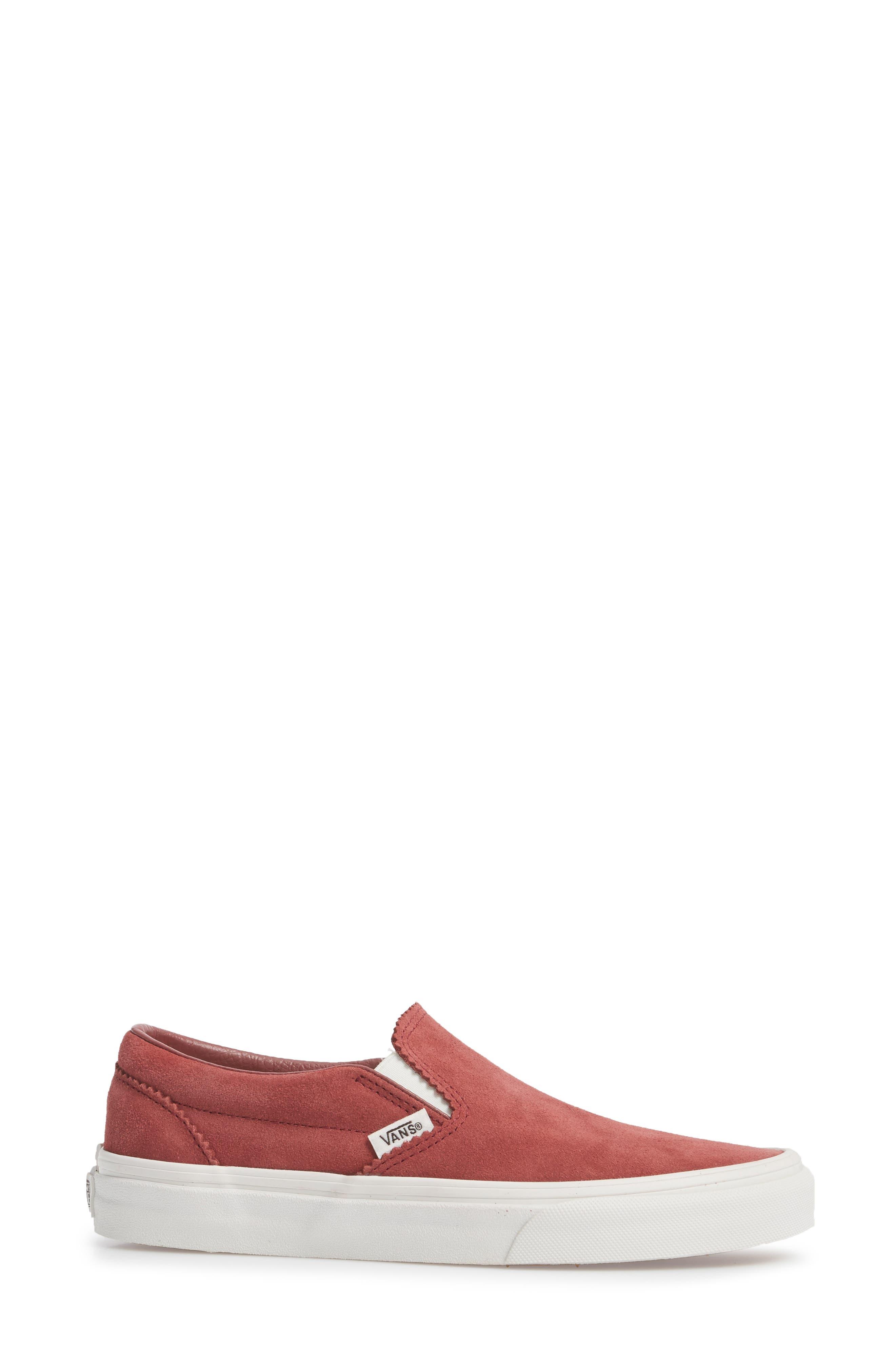 ,                             Classic Slip-On Sneaker,                             Alternate thumbnail 179, color,                             600