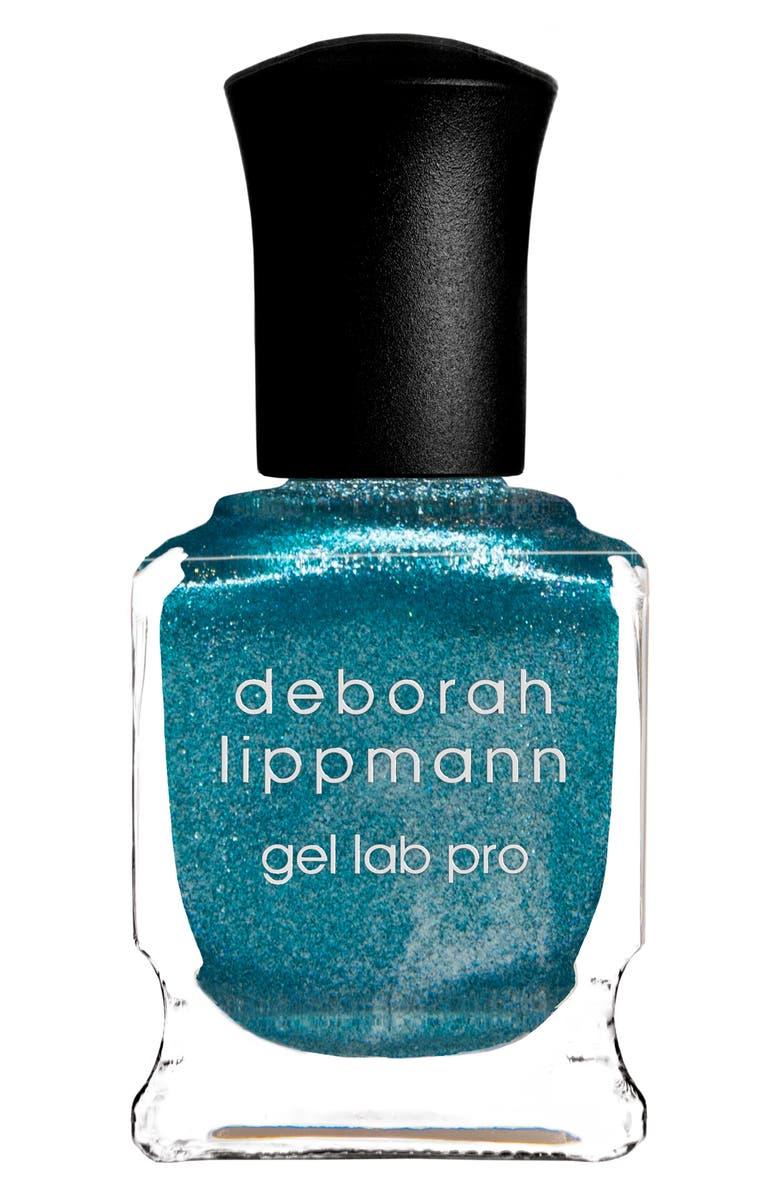 DEBORAH LIPPMANN Gel Lab Pro Nail Color, Main, color, BLUE BLUE OCEAN