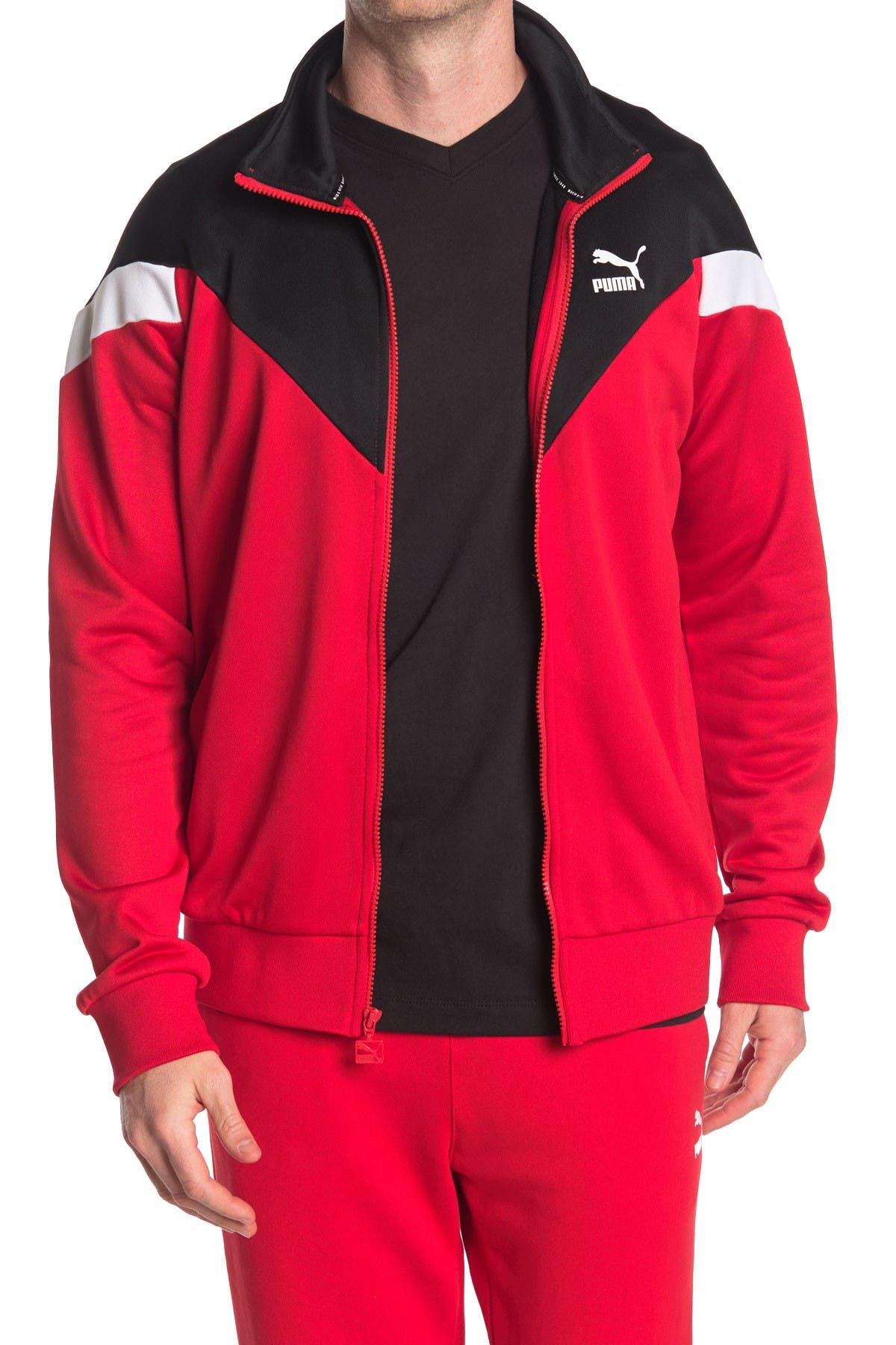 Image of PUMA Iconic MCS Full Zip Track Jacket