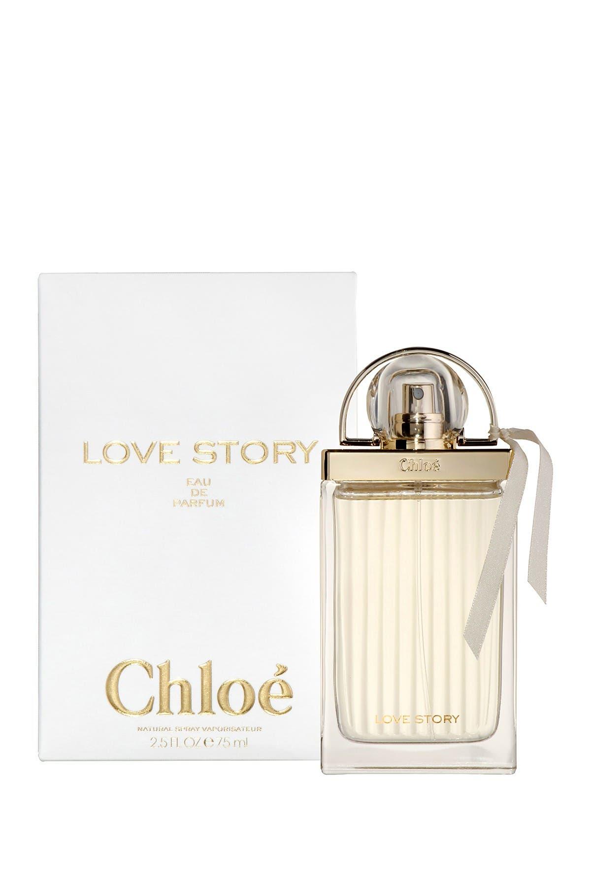 Image of Chloe Love Story Eau de Parfum - 2.5 fl. oz.