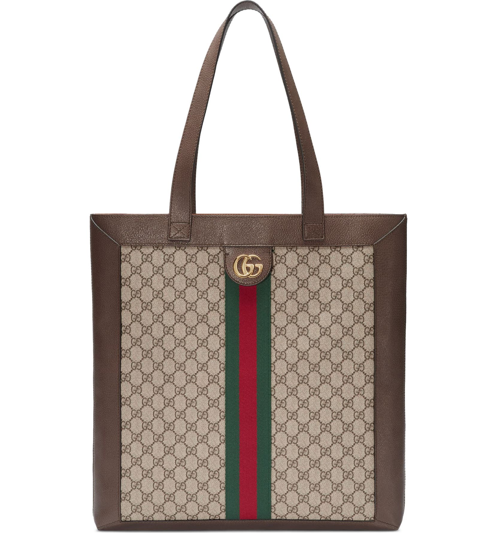 32cd77e307aa Gucci Large GG Supreme Canvas Tote | Nordstrom