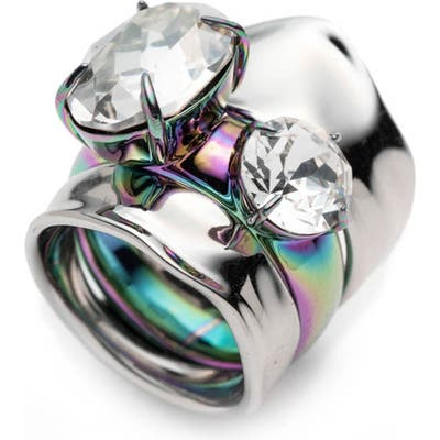 Alexis Bittar Liquid Two-Piece Ring