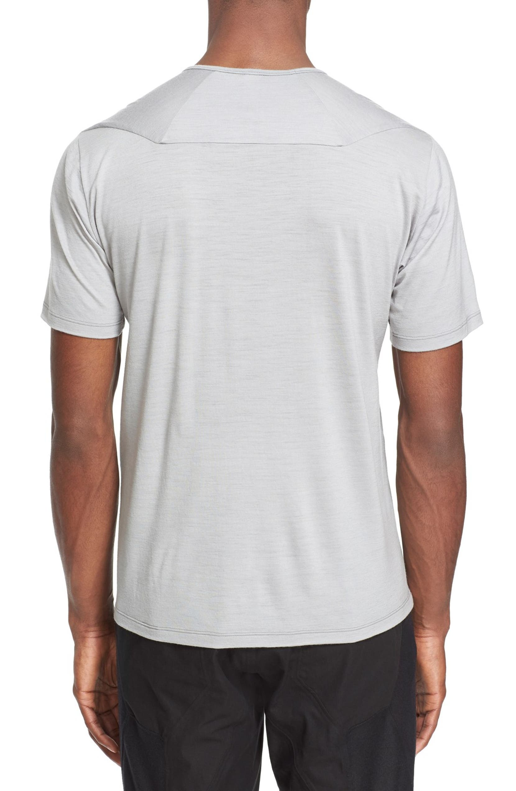 9b191531 Arc'Teryx Veilance 'Frame' Merino Wool T-Shirt | Nordstrom