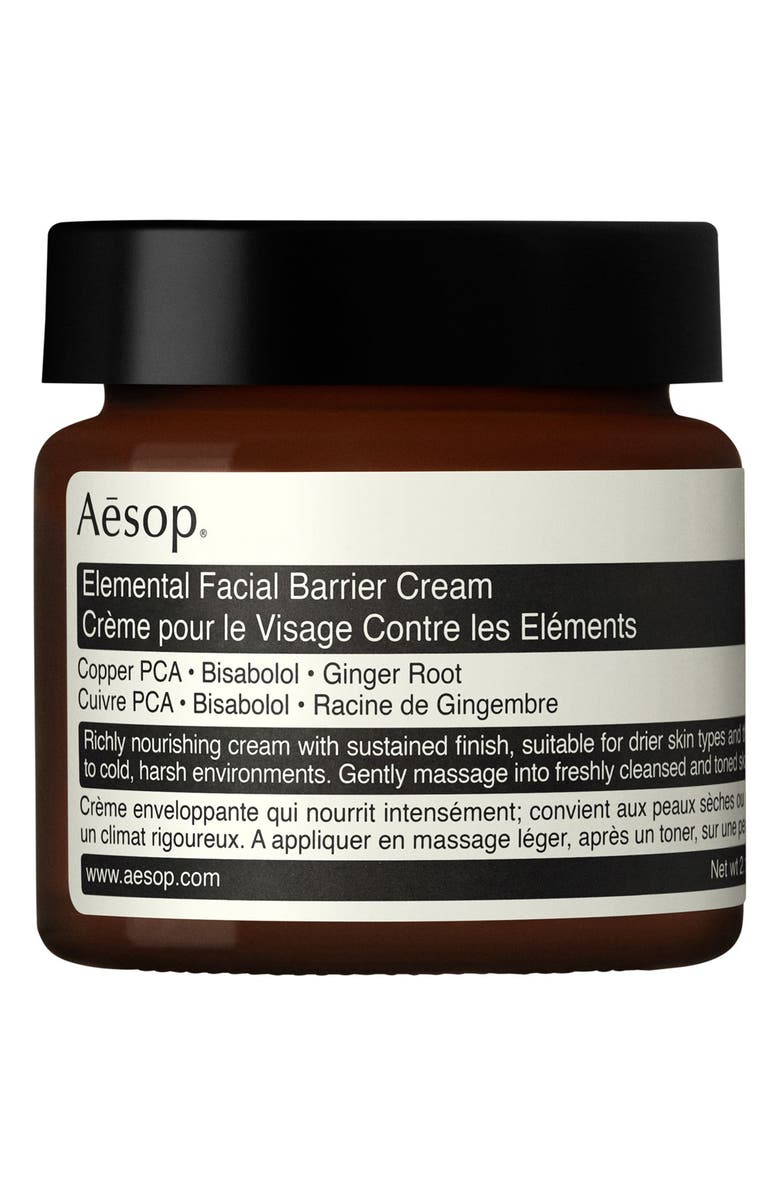 AESOP Elemental Facial Barrier Cream, Main, color, NONE