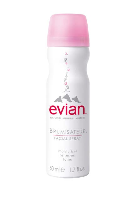 Image of Evian Brumisateur Facial Water Spray - 1.7 fl. oz. - Travel Size