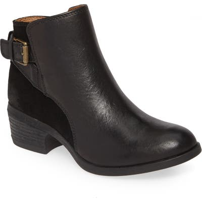 Comfortiva Creston Bootie- Black