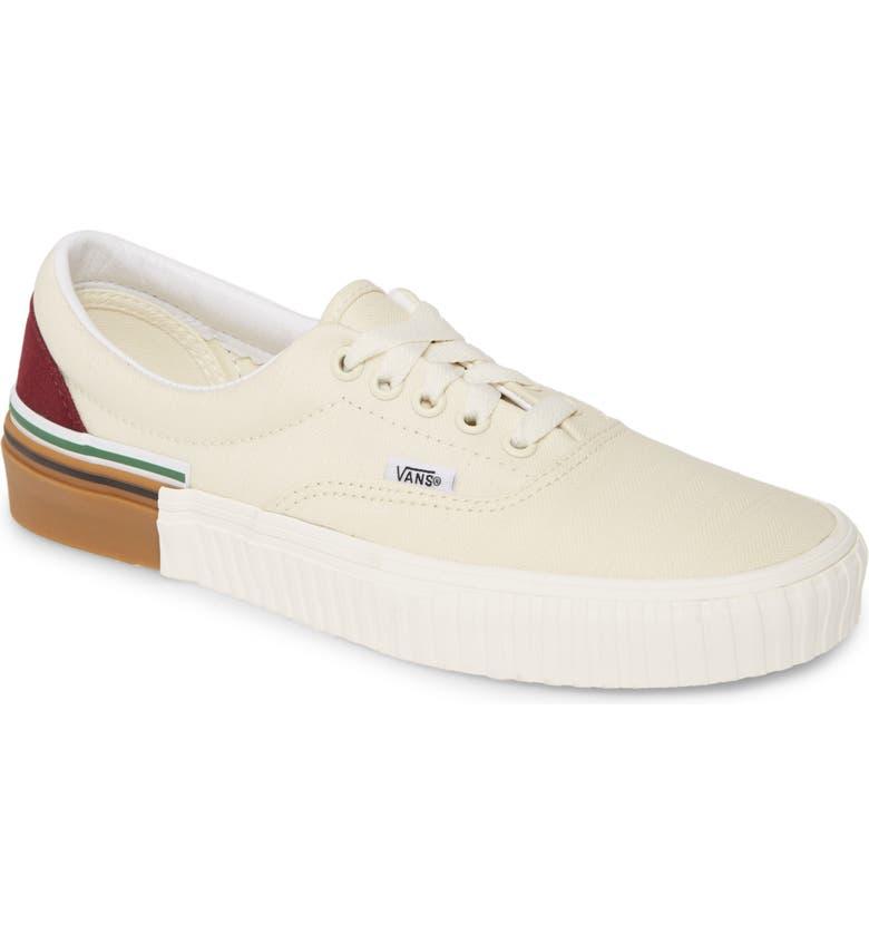 VANS Era Sneaker, Main, color, 100