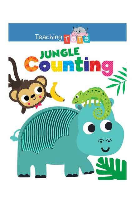 Image of LITTLE HIPPO BOOKS Jungle Counting