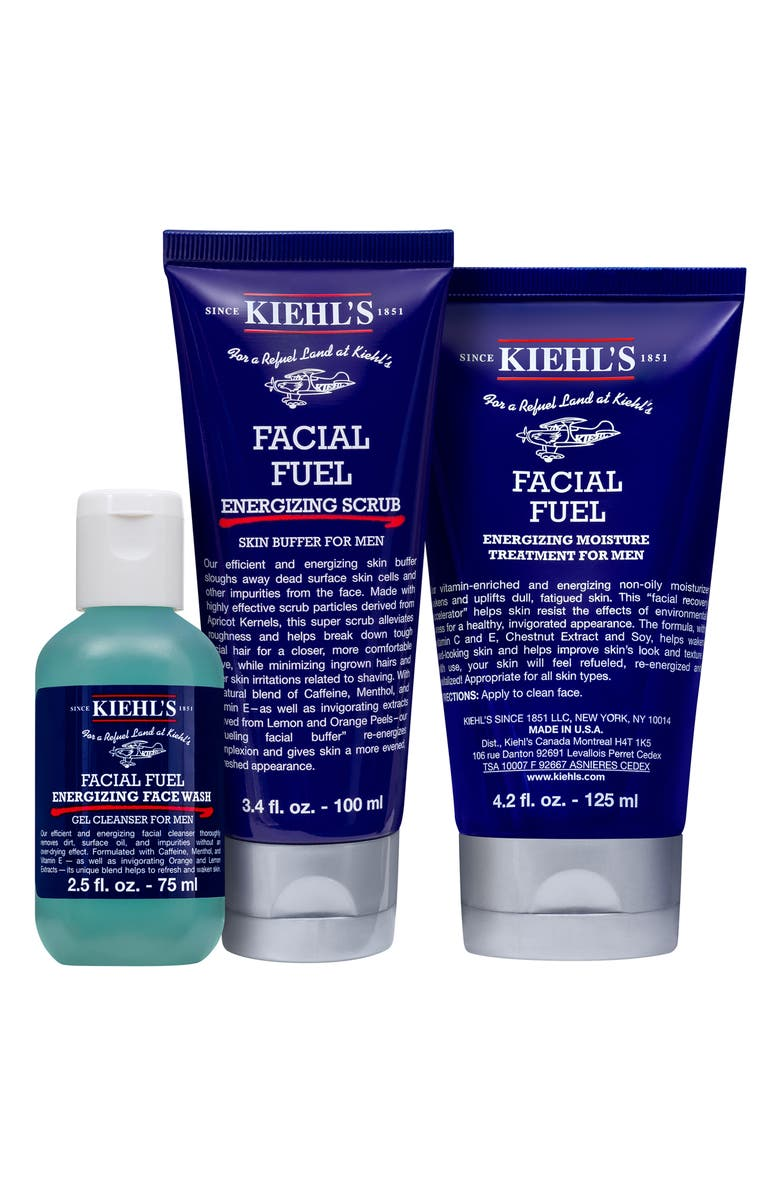 KIEHL'S SINCE 1851 Facial Fuel for Men Set, Main, color, NO COLOR