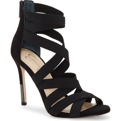 Jessica Simpson Jyra 2 Sandal, Black