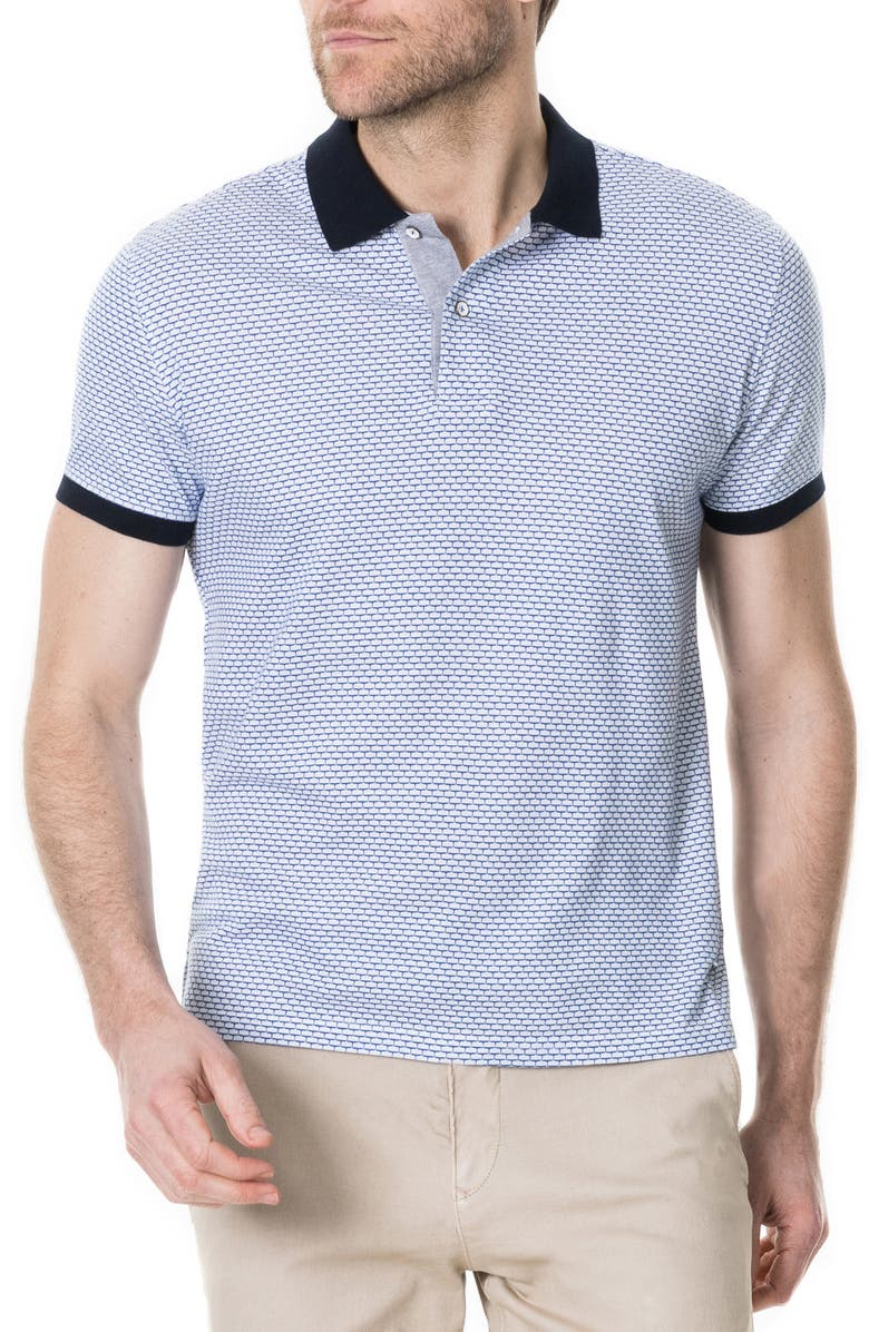 RODD & GUNN Roys Hill Polo, Main, color, RIVIERA