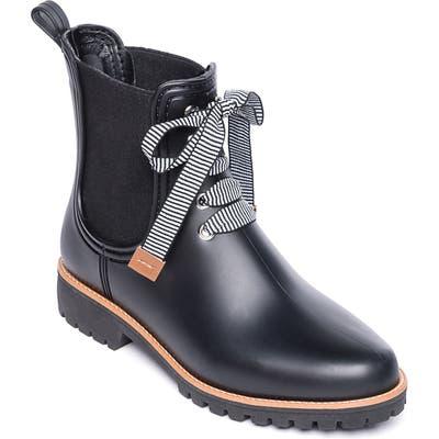 Bernardo Zina Rain Boot, Black