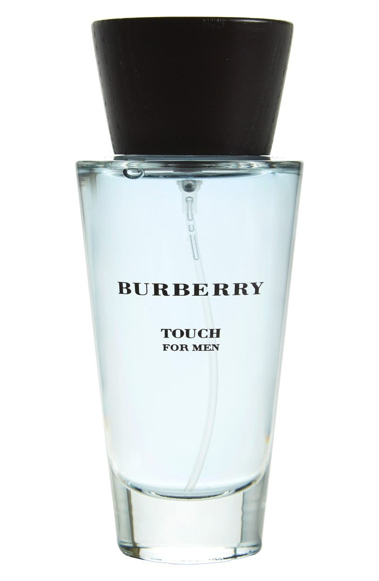 BURBERRY 'Touch' Eau de Toilette Spray for Men, Main, color, 000