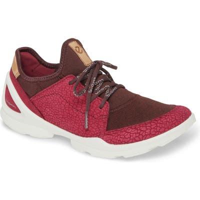 Ecco Biom Street Sneaker, Pink
