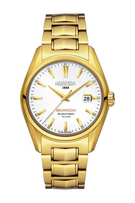 Image of Roamer Men's Searock Automatic Bracelet Watch