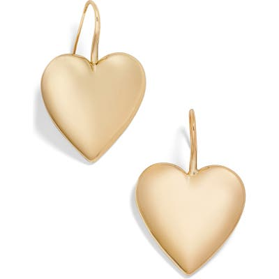 Baublebar Viviane Heart Drop Earrings