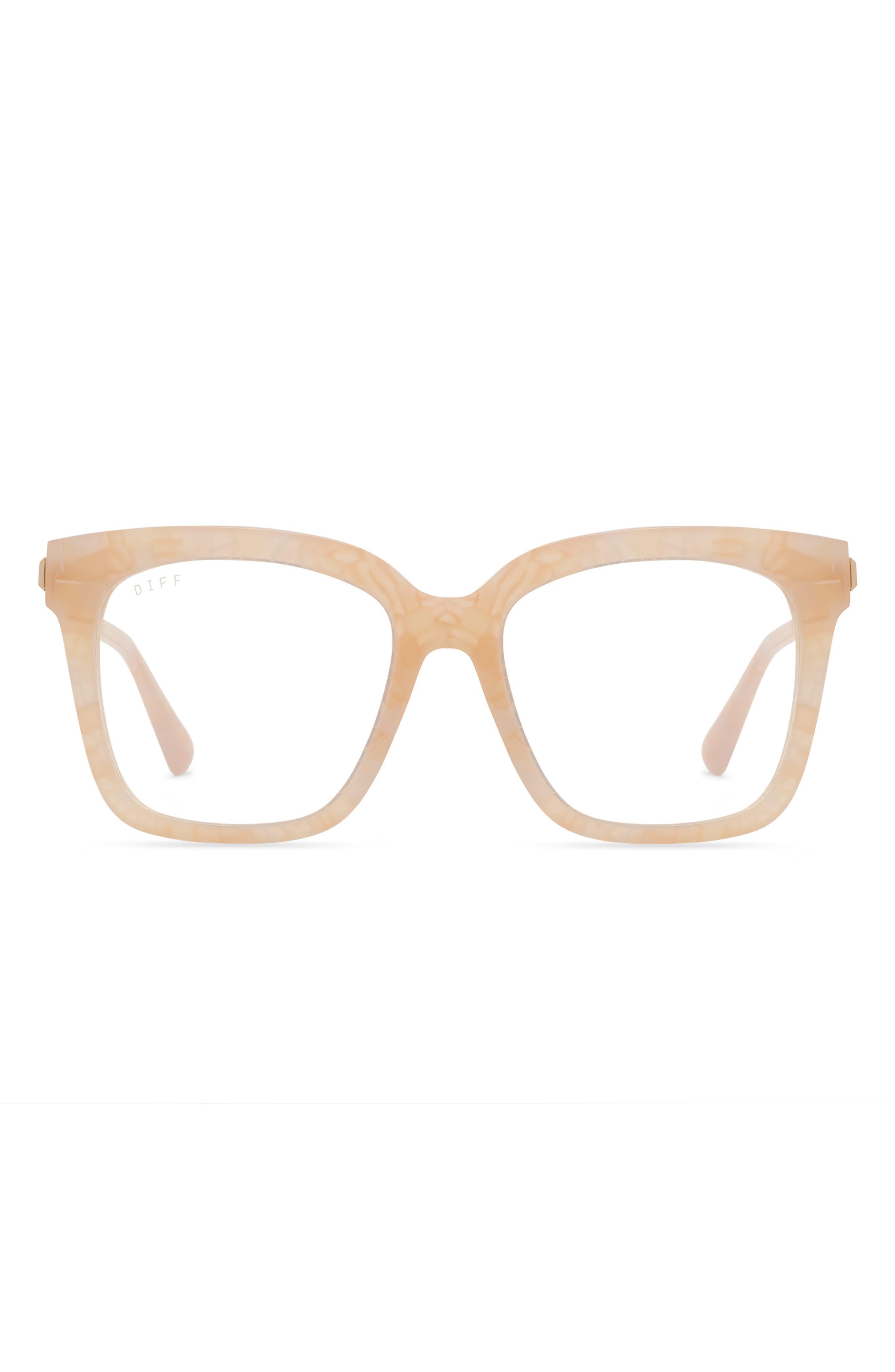 Bella 54mm Square Optical Glasses