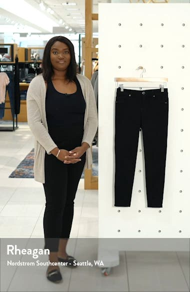 Butter Crop Skinny Jeans, sales video thumbnail