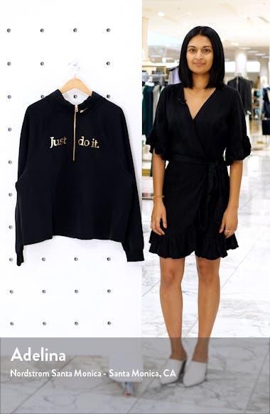 Sportswear Shine Half Zip Pullover, sales video thumbnail