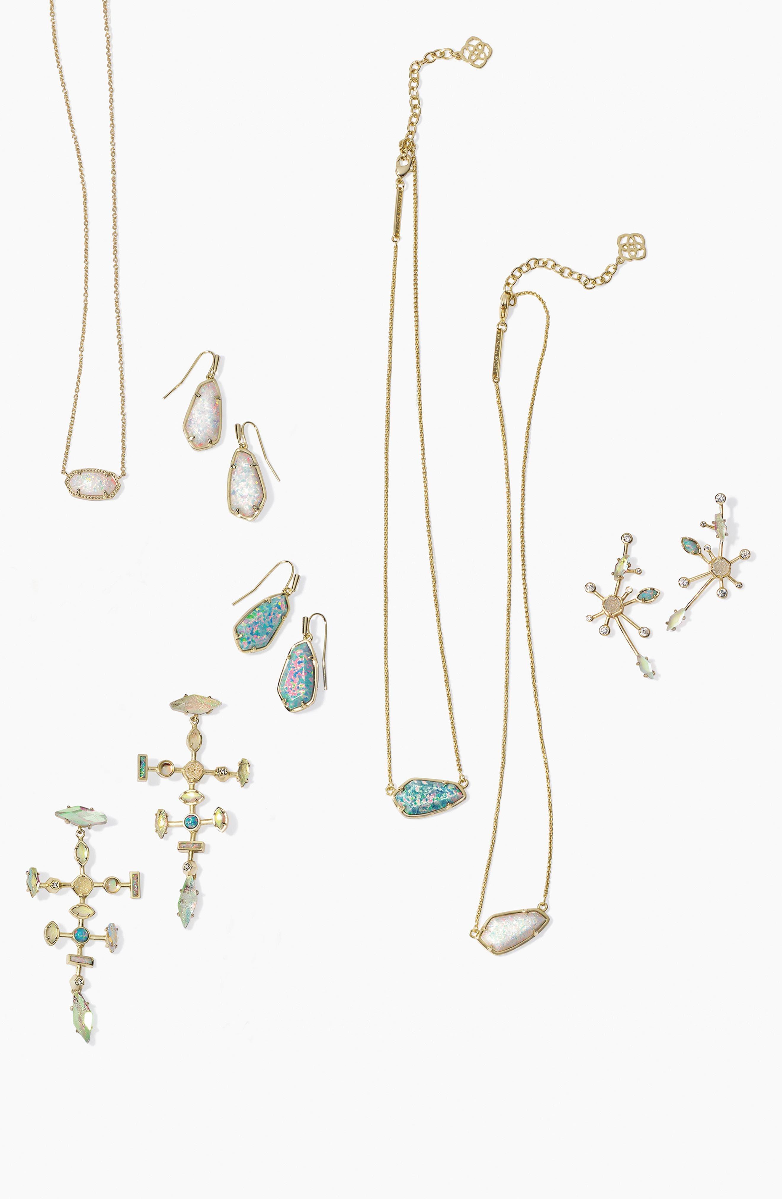 ,                             Elisa Pendant Necklace,                             Alternate thumbnail 10, color,                             002