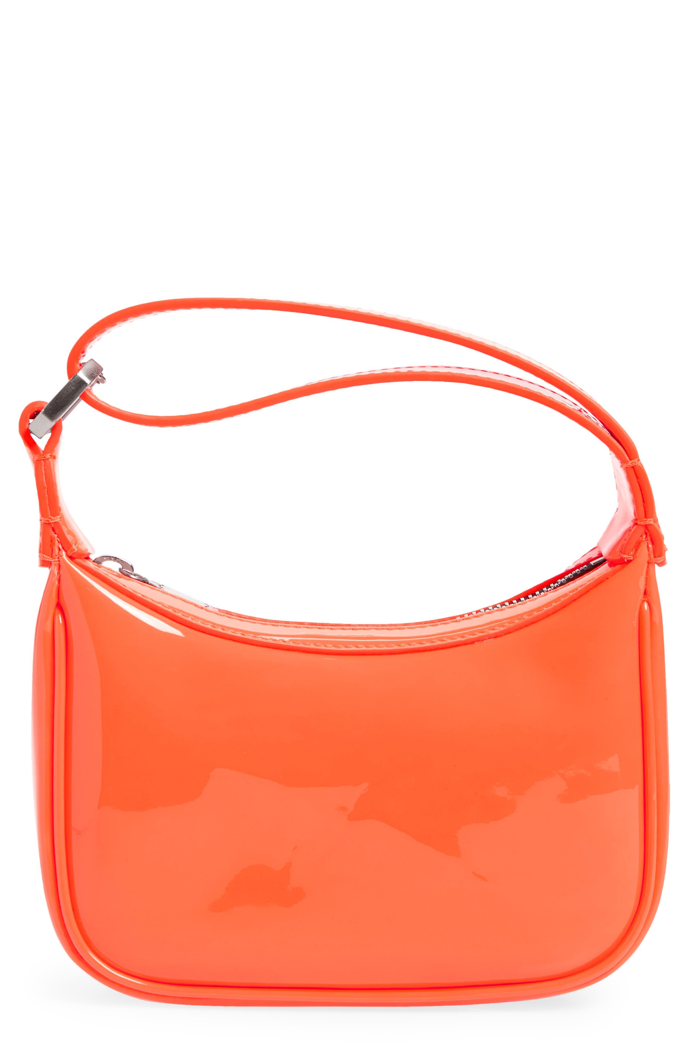 Eera Mini Moonbag Patent Leather Handbag