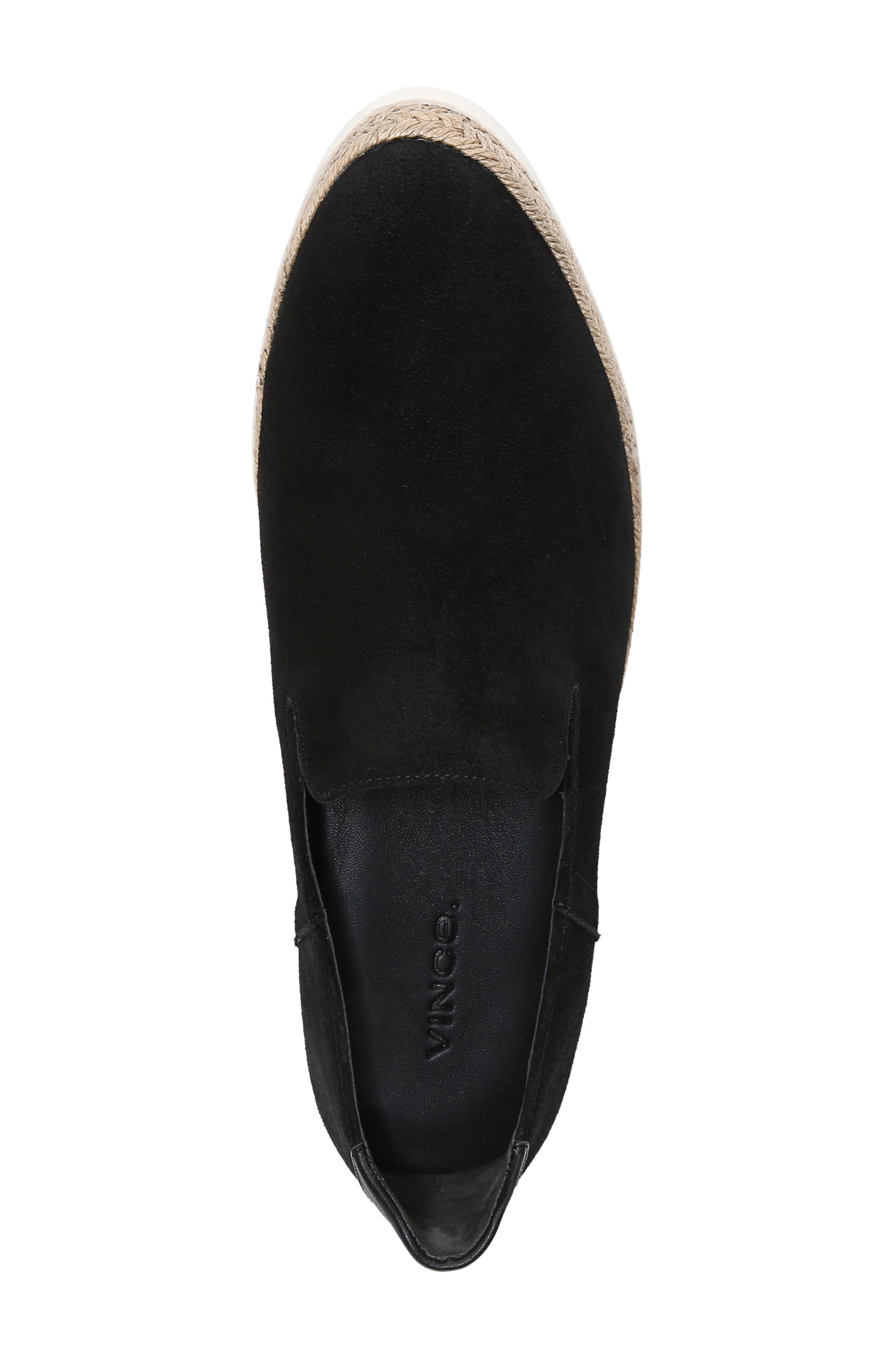 ,                             Dillon Sneaker,                             Alternate thumbnail 5, color,                             BLACK