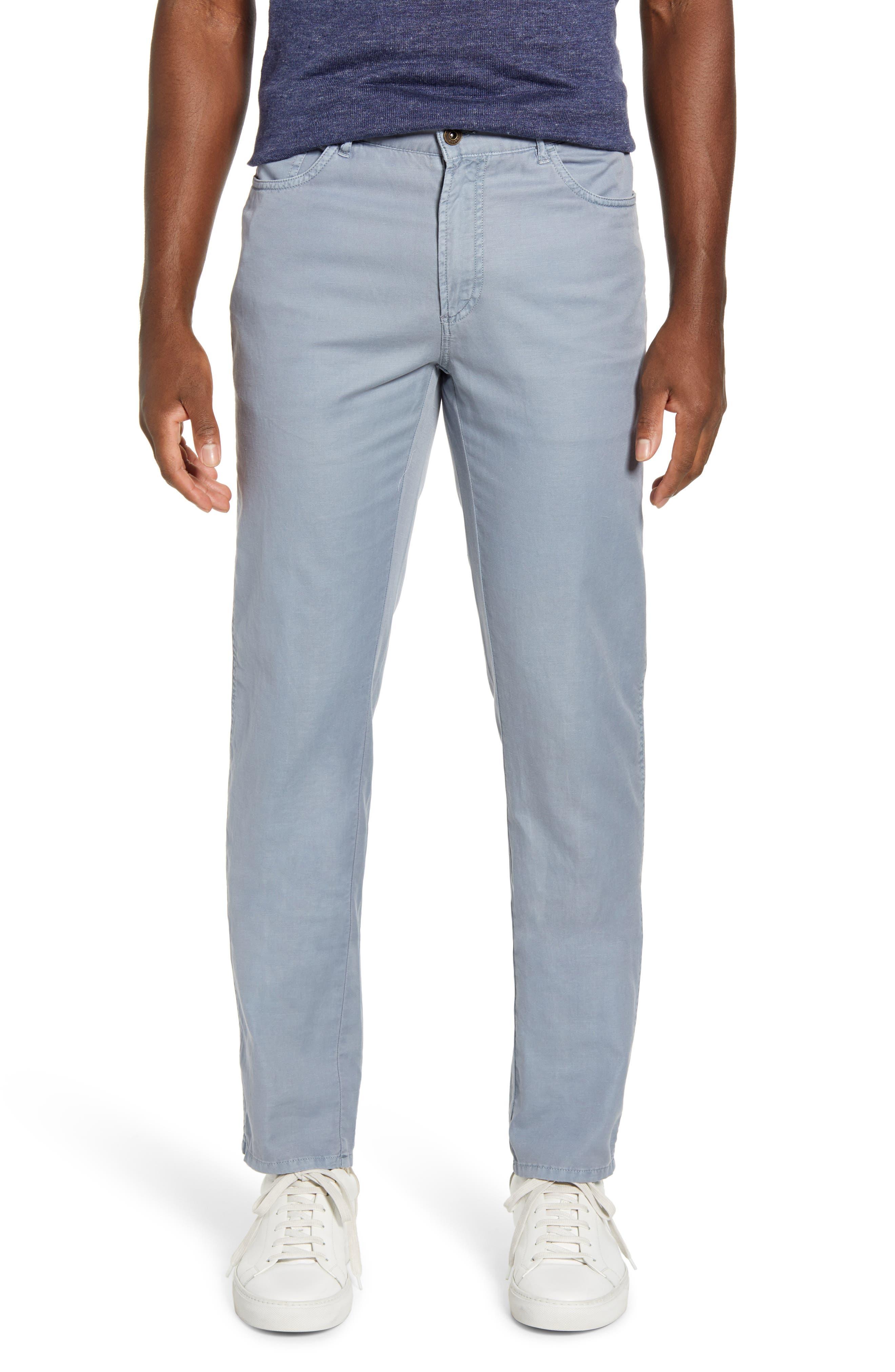 Del Mar Cotton Twill Pants