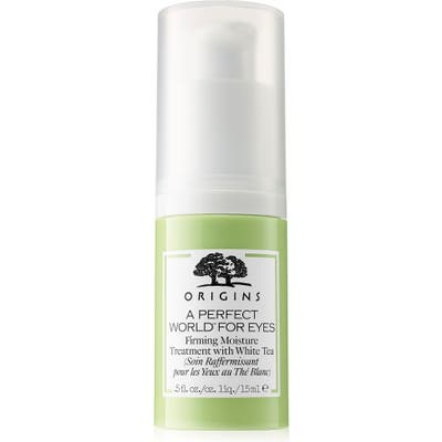Origins A Perfect World(TM) For Eyes Firming Moisture Treatment With White Tea Undereye Serum