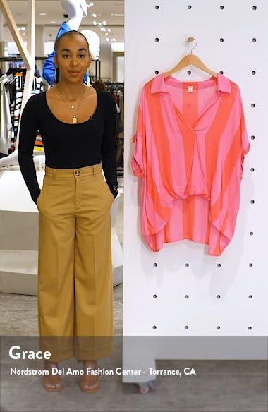 Surplice Stripe Shirt, sales video thumbnail