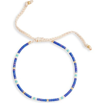 Knotty Friendship Bracelet