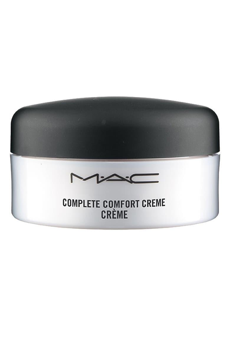 MAC COSMETICS MAC Complete Comfort Creme, Main, color, NO COLOR