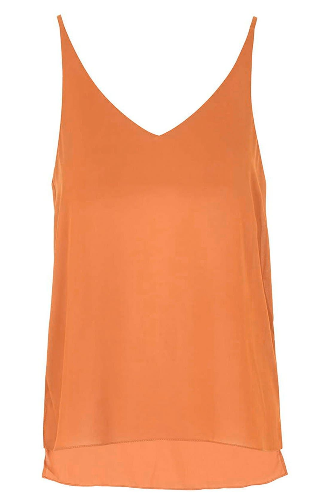 ,                             Strappy V-Neck Camisole,                             Alternate thumbnail 8, color,                             230