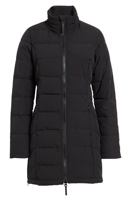 Image of Andrew Marc Zip Front Puffer Jacket
