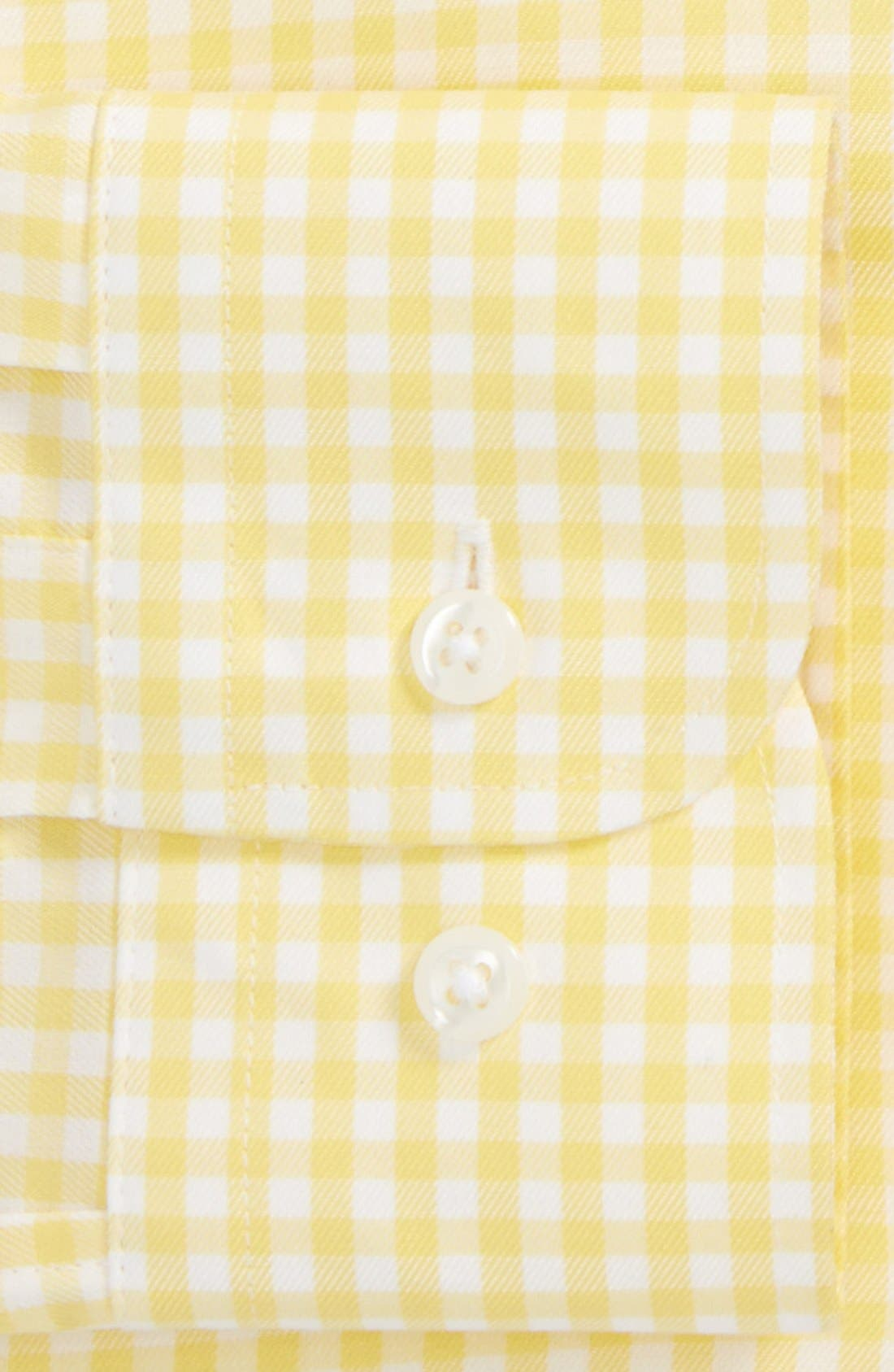 ,                             Traditional Fit Non-Iron Gingham Dress Shirt,                             Alternate thumbnail 76, color,                             720