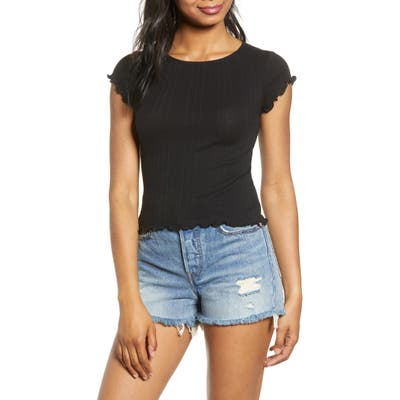 Billabong Secret Love Lettuce Edge Tee