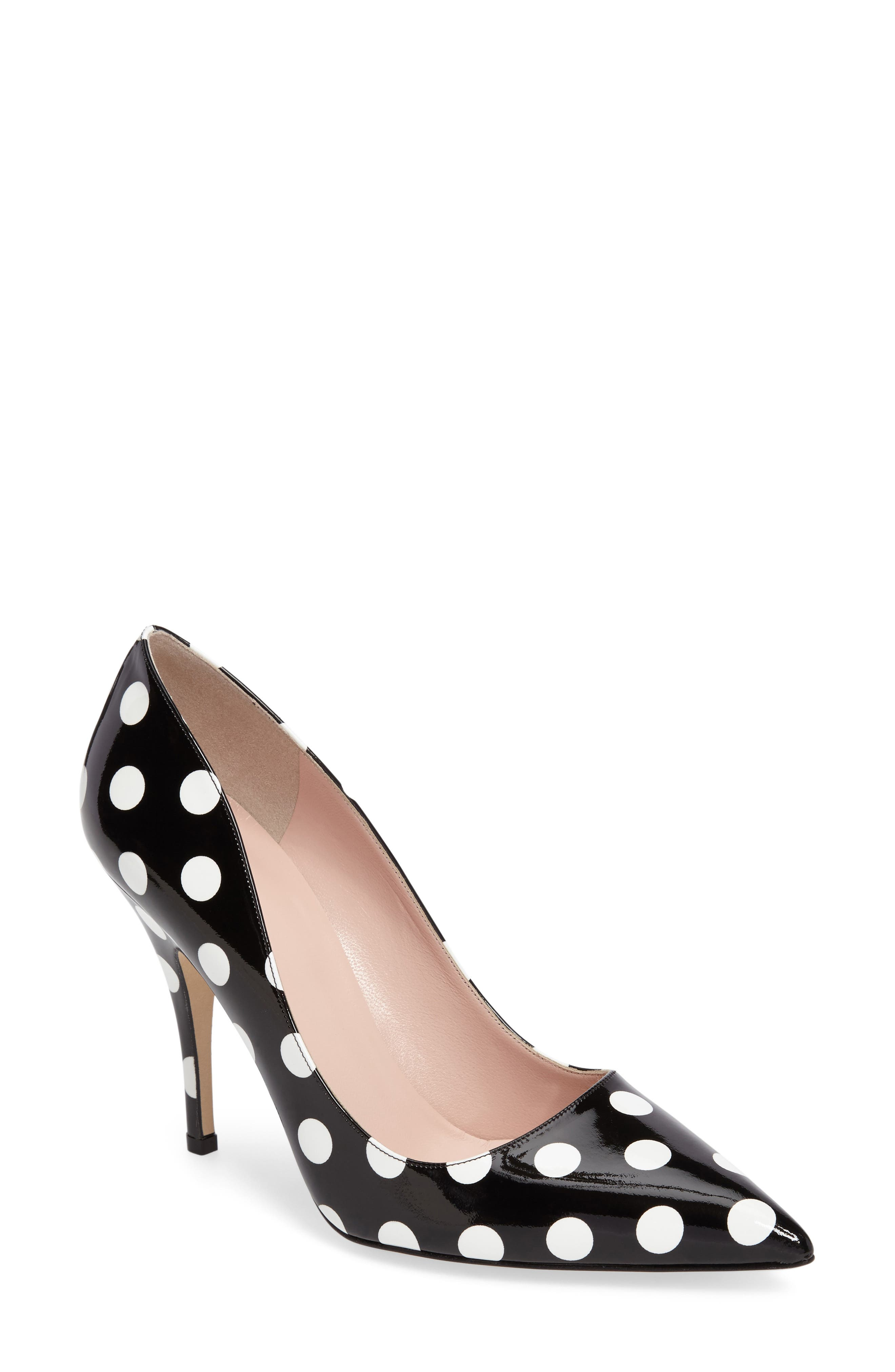,                             'licorice too' pump,                             Main thumbnail 39, color,                             010