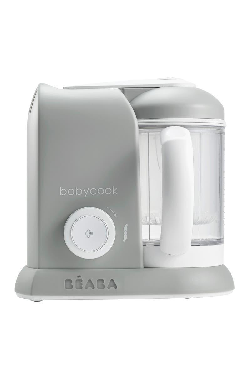BEABA Babycook Baby Food Maker, Main, color, CLOUD