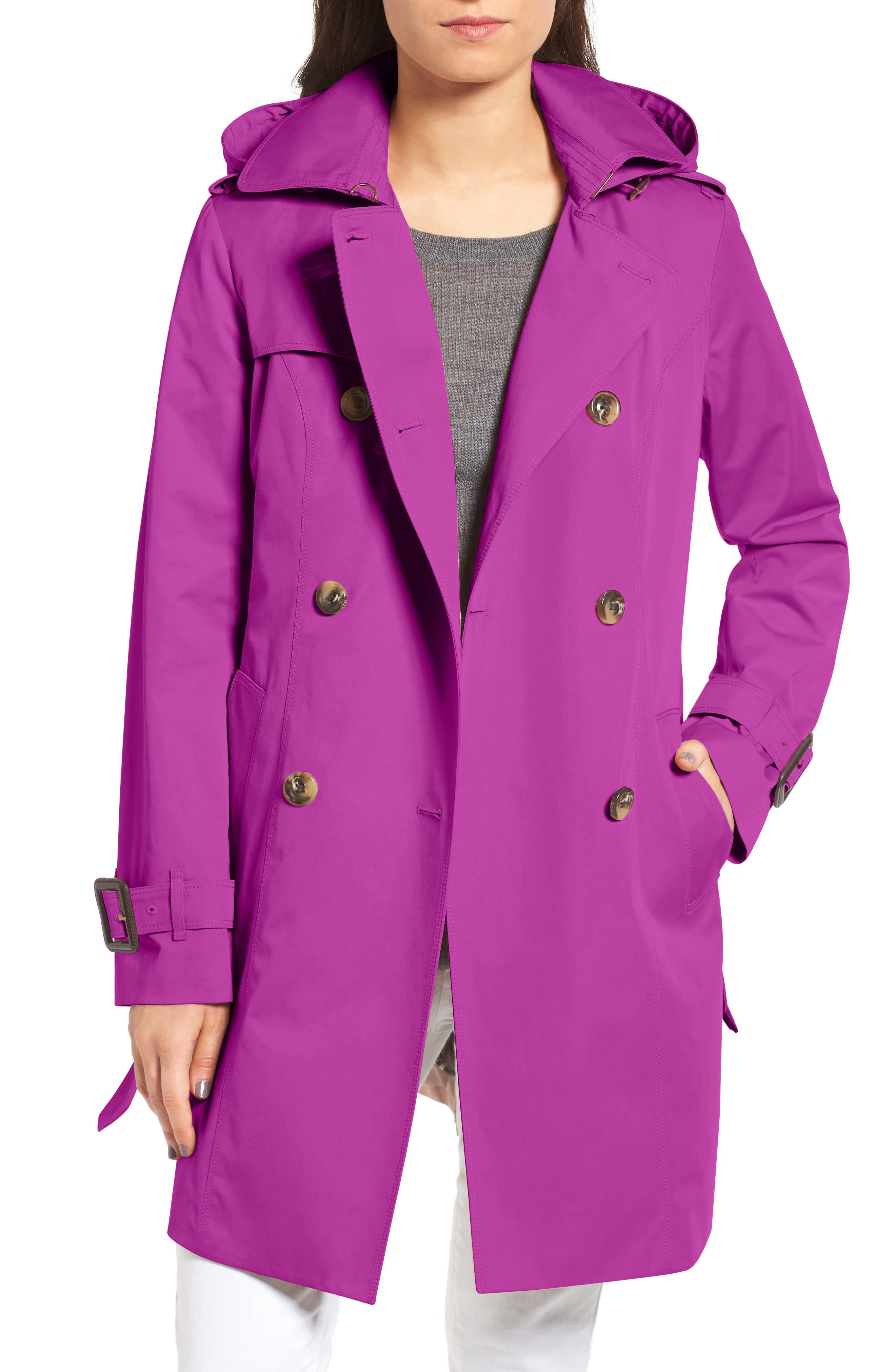 ,                             Heritage Trench Coat with Detachable Liner,                             Main thumbnail 10, color,                             650
