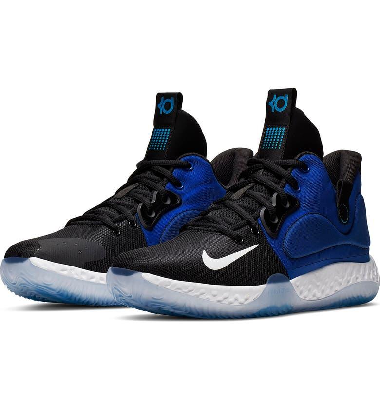 NIKE KD Trey 5 VII Basketball Sneaker, Main, color, RACBLU/WHITE