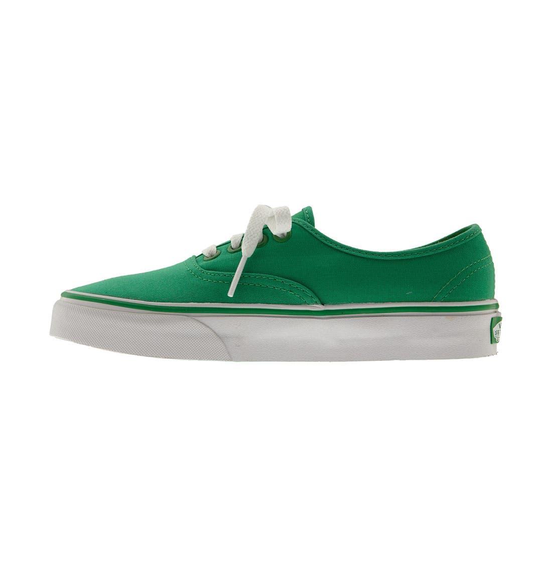 ,                             'Authentic' Sneaker,                             Alternate thumbnail 590, color,                             303