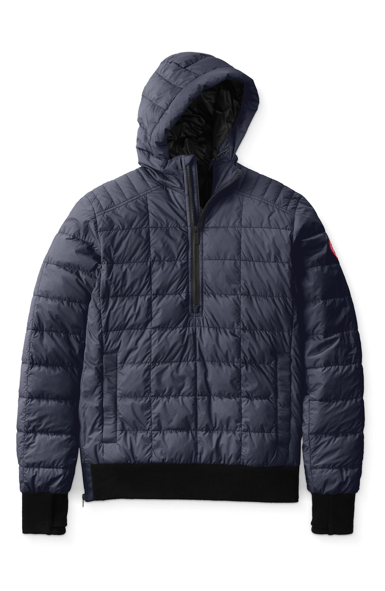 Canada Goose Wilmington Packable 675 Fill Power Down Pullover Jacket, Blue