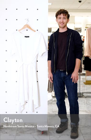 Handkerchief Hem T-Shirt Dress, sales video thumbnail