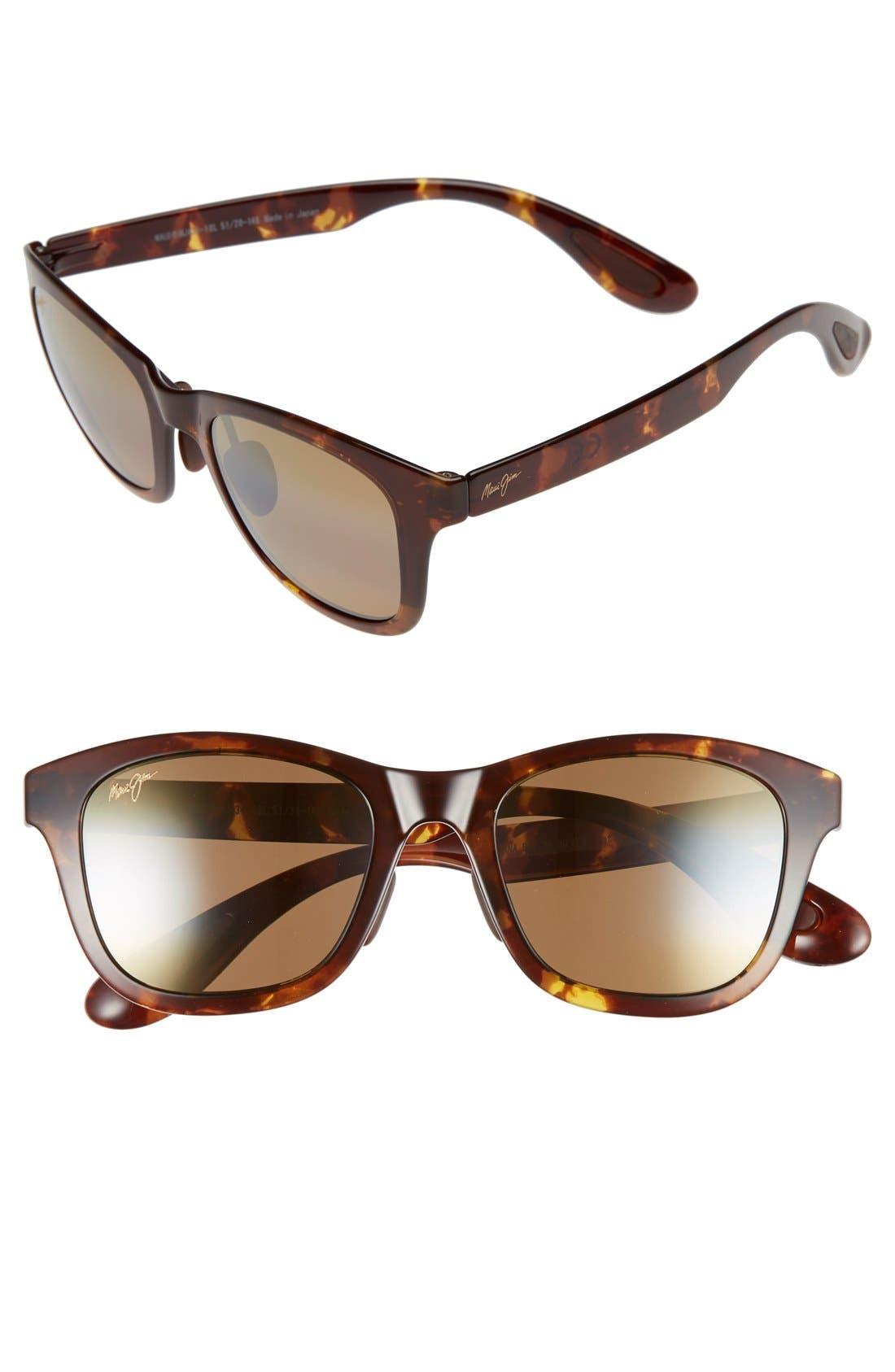 Maui Jim Hana Bay 51Mm Polarizedplus2 Sunglasses -