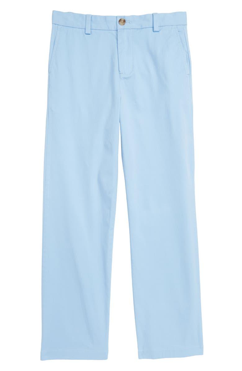 VINEYARD VINES Stretch Breaker Pants, Main, color, 456